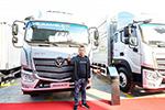 【发现信赖】解绿通运输之急,福田康明斯征服卡车司机