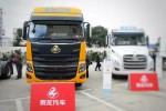 """""""黄金动力总成"""" 的乘龙H7获中国卡车意见领袖推荐长途物流车型"""