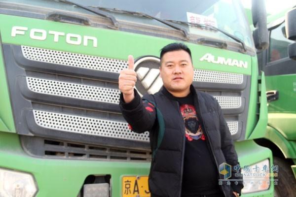 北京龙翔安达建筑工程有限公司总经理李大龙
