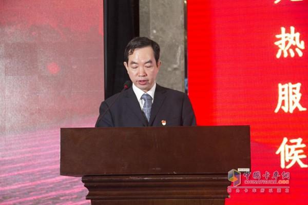东风柳汽汽车有限公司副总经理唐竞
