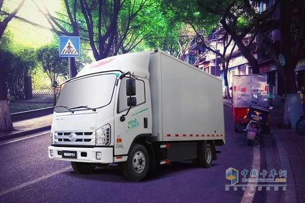 福田时代H2纯电动产品