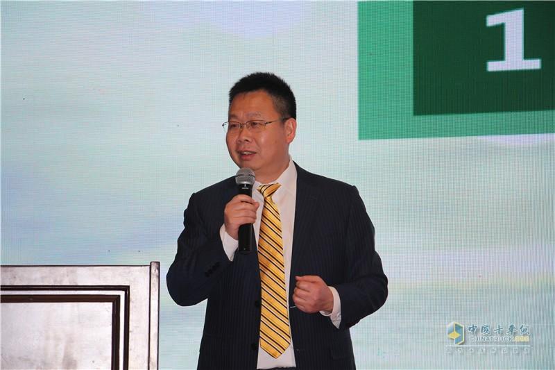 龙蟠科技股份有限公司董事长石俊峰