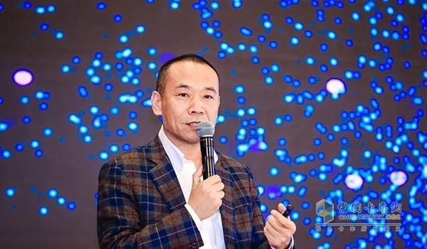 中国智慧物联网公司G7的创始人兼首席执行官翟学魂