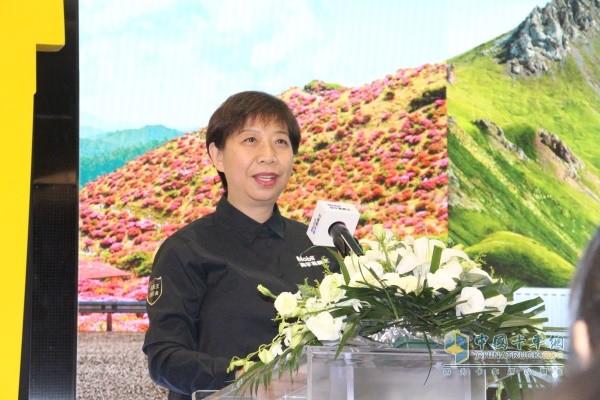 埃克森美孚(中国)投资有限公司总经理兼董事曾红卫