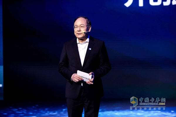 中国一汽总经理、党委副书记奚国华