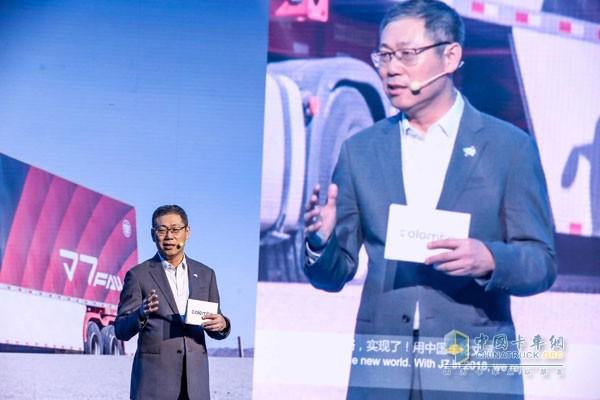 中国一汽总经理助理、一汽解放董事长胡汉杰