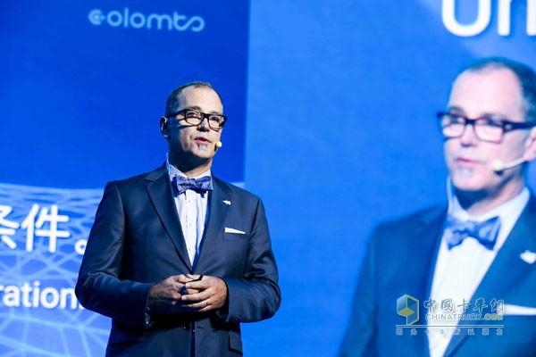 大陆集团Zonar互联系统总裁及首席执行官IAN McKerlich先生