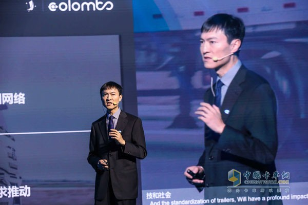 ,智加科技创始人兼CEO 刘万千博士