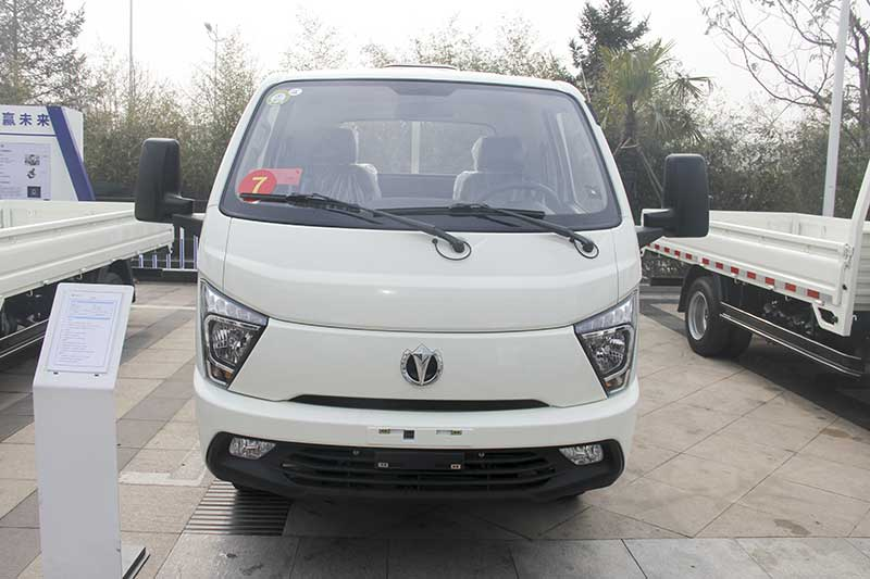 飞碟缔途DX 单排 100马力自动挡小卡载货车