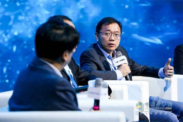满帮集团智能驾驶事业群总裁、满帮集团技术委员会主席唐天广先生