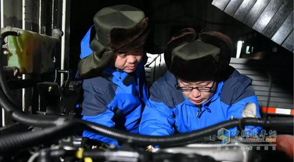 飞碟工程师整车标定试验