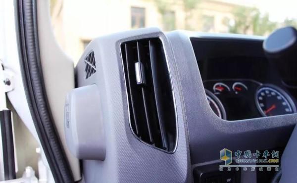 卡车暖风空调