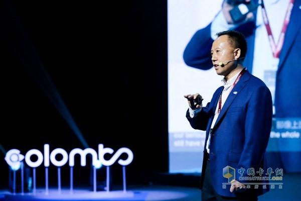 中国汽车研究院数据资源中心主任——郑继虎