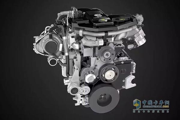 康明斯全新6.7L涡轮增压柴油机点亮2019北美国际车展