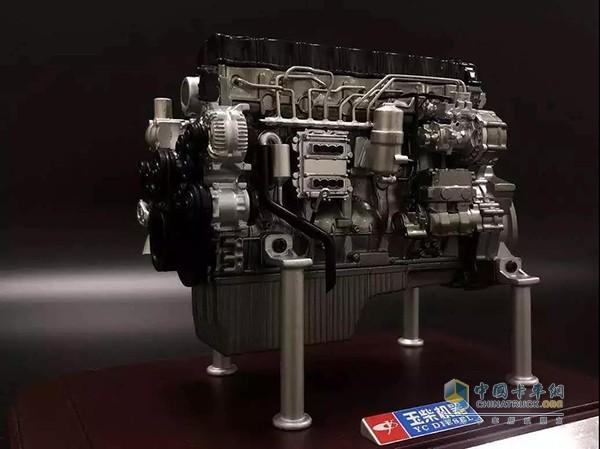 玉柴6K国六发动机