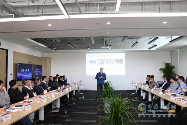 G7总裁马喆人分享智能物流行业趋势