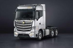福田 欧曼EST-A 6系重卡 智能卡车 510马力 6X4 AMT自动挡牵引车