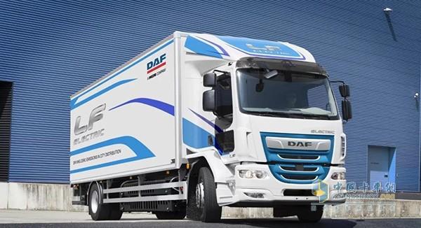 DAF LF Electric Truck