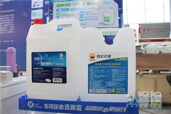 山东新蓝车用尿素产品