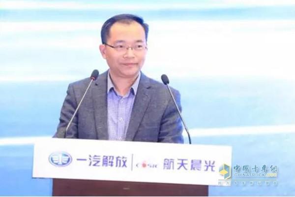 航天晨光股份有限公司副总经理李春芳