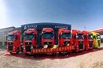 两地开花 中国重汽重燃LNG牵引车市场