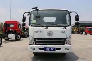 解放 虎VR 88马力 3.7米货箱 载货车 宽版