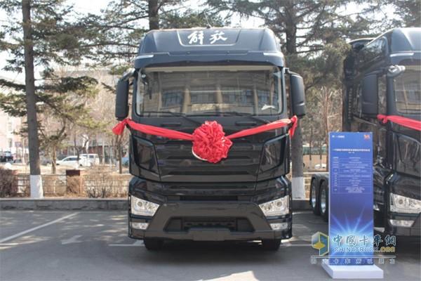解放J7开始批量投放市场