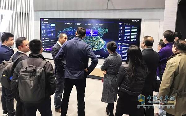 华能集团与G7共商物流转型