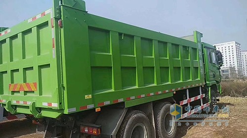 5千抵1万,德龙X3000 400马力 6.2米自卸车优惠促销中
