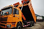 买车送车模:德龙F3000 6×4 380马力 5.8米 矿山自卸车