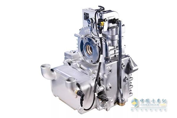 FH400B串联液力缓速器