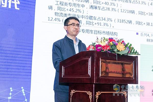 时代事业部常务副总裁郑夕亮