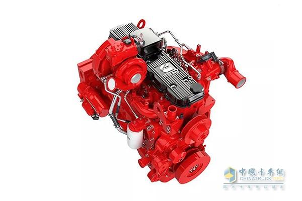康明斯B6.7 Stage V发动机