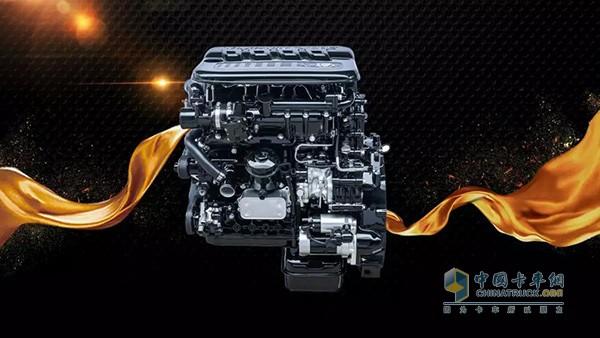 全新东风福瑞卡F4/F7(锡柴版)搭载锡柴4DB1国五发动机