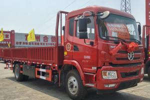 大运 N6中卡 200马力 4X2 6.75米栏板载货车(CGC1180D5CAEA)