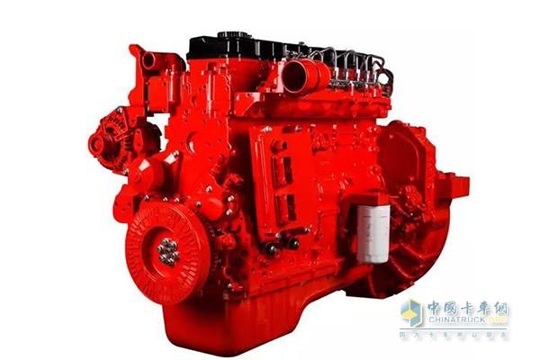 东风康明斯ISD6.7发动机