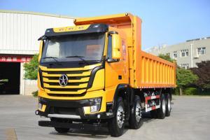 大运 N8V重卡 310QQ自动抢红包 8X4 7.2米自卸车(CGC3310D5DDCD)