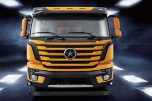 大运 N8V重卡 350马力 8X4 7.4米自卸车(10挡)(CGC3310D5DDED)