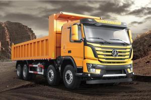 大运重卡 N8V 375QQ自动抢红包 8X4 7.2米自卸车(MAN后桥)(CGC3310D5EDCD)