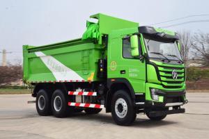 大运 N8V重卡 350QQ自动抢红包 6X4 6.2米自卸车(CGC3250D5DCJD)
