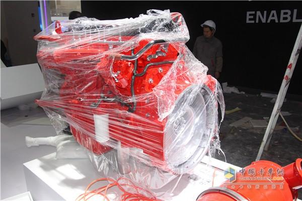 康明斯12L动力产品