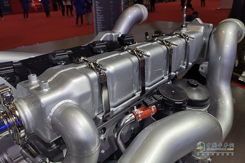 中国重汽 MT13.52-20 发动机 国六