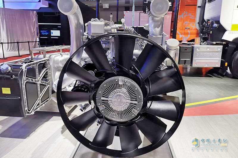 重汽MC国六系列发动机
