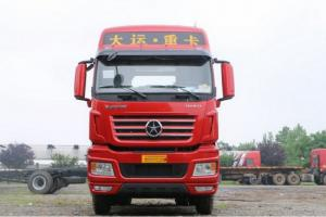 大运 N9H重卡 490马力 6X4牵引车(CGC4250D5FCCJ)