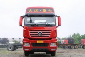 大运 N9H重卡 新远行版 510马力 6X4牵引车(CGC4250D5FCCH)