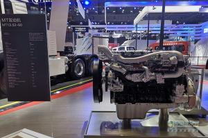 中国重汽 MC11.44-60 国六发动机