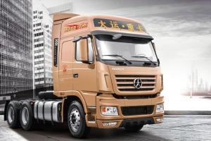 大运 N9H重卡 标载版 430马力 6X4牵引车(康明斯)(CGC4250D5ECCH)