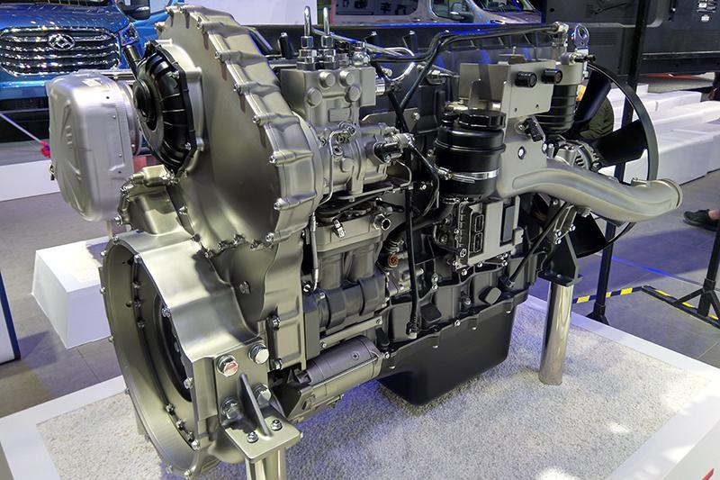 上菲红 C13 GBVI柴油发动机