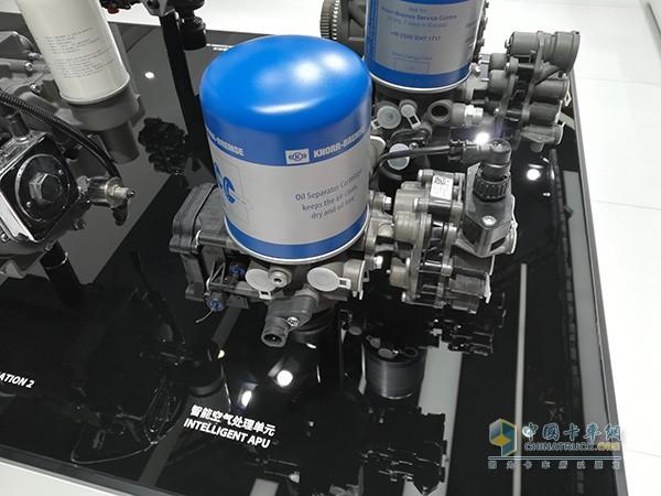 克诺尔智能空气处理单元