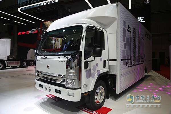 庆铃新氢燃料载货车